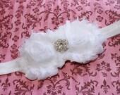 Wedding/ Flower Girl headband