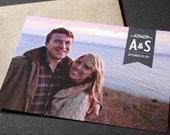 Ali & Sean Save the Date Cards