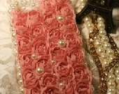 The flowers lace case iphone 4 case iphone 4s case