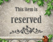 """RESERVED for """"NamedInStyle"""" ONLY"""