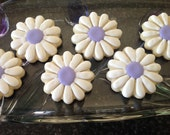 Daisy Flower Sugar Cookies- Set of 12