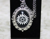 Supernatural Tattoo Necklace