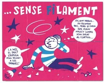 Sense filament  / Mutant Books (pop up)