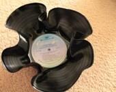 Bye Bye Birdie Vintage Record Bowl