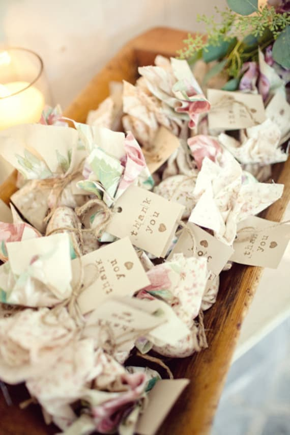 flower seed wedding favors items similar to wildflower seed wedding favors set of 25 4208