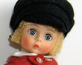 Tommy Snooks MADAME ALEXANDER 8 inch doll 1988 mint in box,no tag