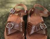 Baby's roman style sandals
