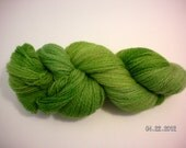 Feelin' Froggy-Hand Dyed Fingering Weight 100% Peruvian Highland Wool