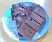 Cookies & Chocolate - (3) 1 oz Milk Chocolate Candy Bar with Chocolate Sandwich Cookies - MADE TO ORDER
