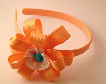 Orange You Glad Hairband
