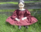 Izanah Walker Style Cloth Doll