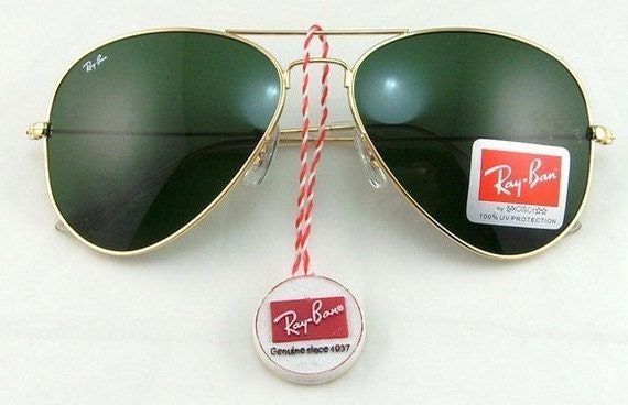 Brand New Ray Ban Aviator Sunglasses