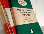 Penguin Classic Book The Casebook of Sherlock Holmes Sir Arthur Conan Doyle