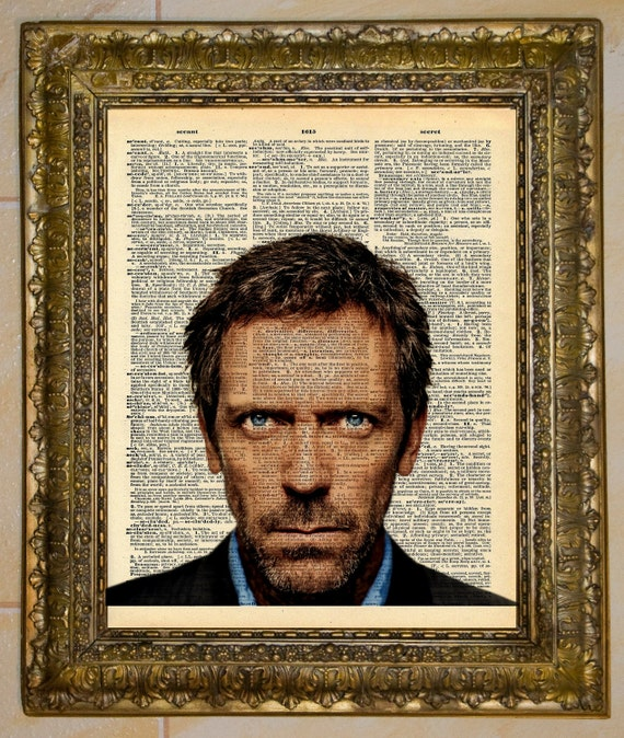 House MD Dictionary Art