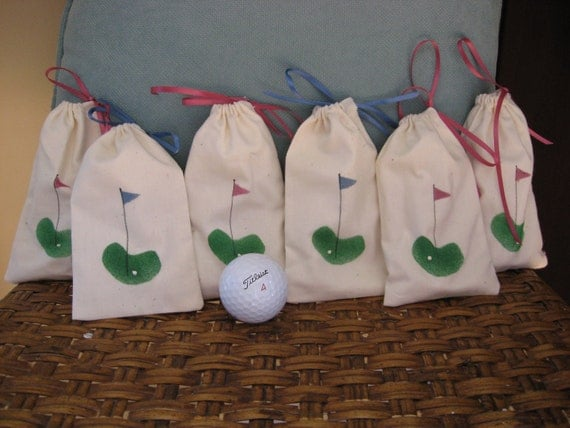 Items similar to Tee Bags for Your Ladies' Golf Events on Etsy