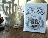 Miniature Bestiary Zine vol. 1
