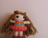 Amigurumi Doll-Rainbow Girl Alicia PDF Pattern :)
