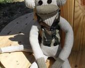 Army Sock Monkey