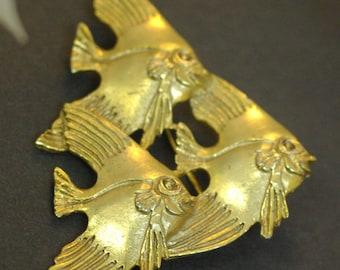 Angelfish Pin