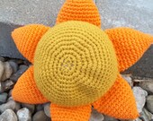OOAK Crocheted Plush Sunshine