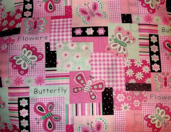 Made to Order  baby girl glittery black pink flower butterlfy silky lovey tag security blanket diaper cover bloomer  car seat strap cover