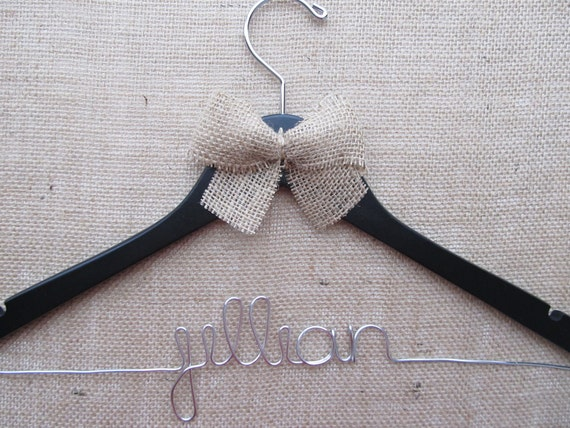Bridesmaid Gift, Mother of the Bride Gift, Mother of the Groom Gift, Wedding Hanger