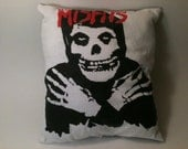 Misfits his and hers pillow