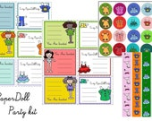 The PaperDoll Party Kit