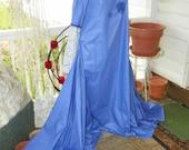 Blue Coathardie x large sca renn larp garb
