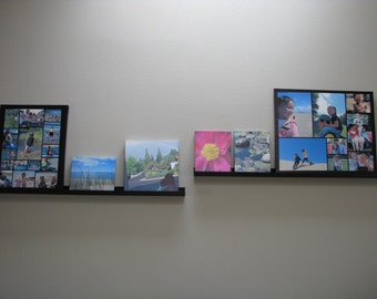 Creation of Wall Art with your Digital Photos - Can be Collage or Single