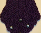 Button Up Neckwarmer