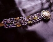 """Mother of Pearl Bracelet..     8"""" inches.."""