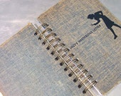 JOURNAL - Notebook RECYCLED Upcycled VINTAGE Nancy Drew Book Altered Repurposed