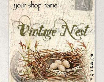SHOP BANNER Vintage Nest