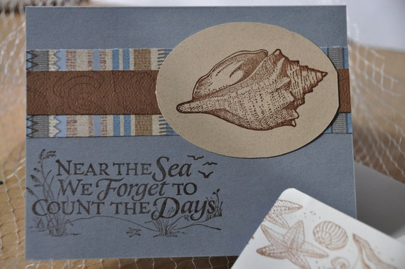 Near the Sea card