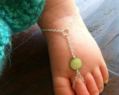 barefoot baby sandal, sterling silver keepsake,baby girl, baby boy, jewelry for baby, baby bling, baptism