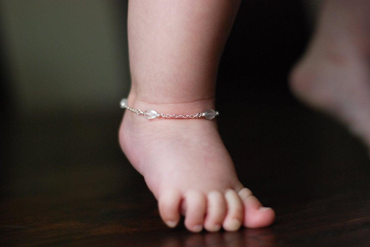 Newborn Baby Bracelets For Girls Jewelry