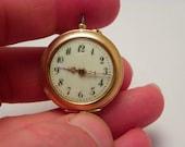 Gold watch vintage 1900