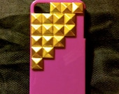 Unique iphone 4/4s hard case - Purple case