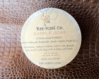All Natural Saddle Soap