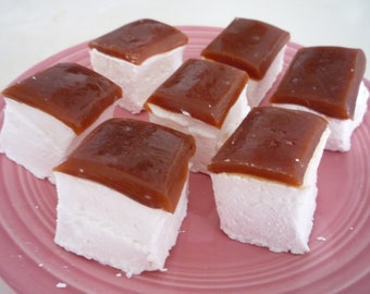 Caramel Marshmallows - 1 lb