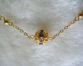 Gold and Royal Purple Special Order for Wendy Lou