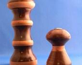 Pepper Mill/Grinder and Salt Shaker