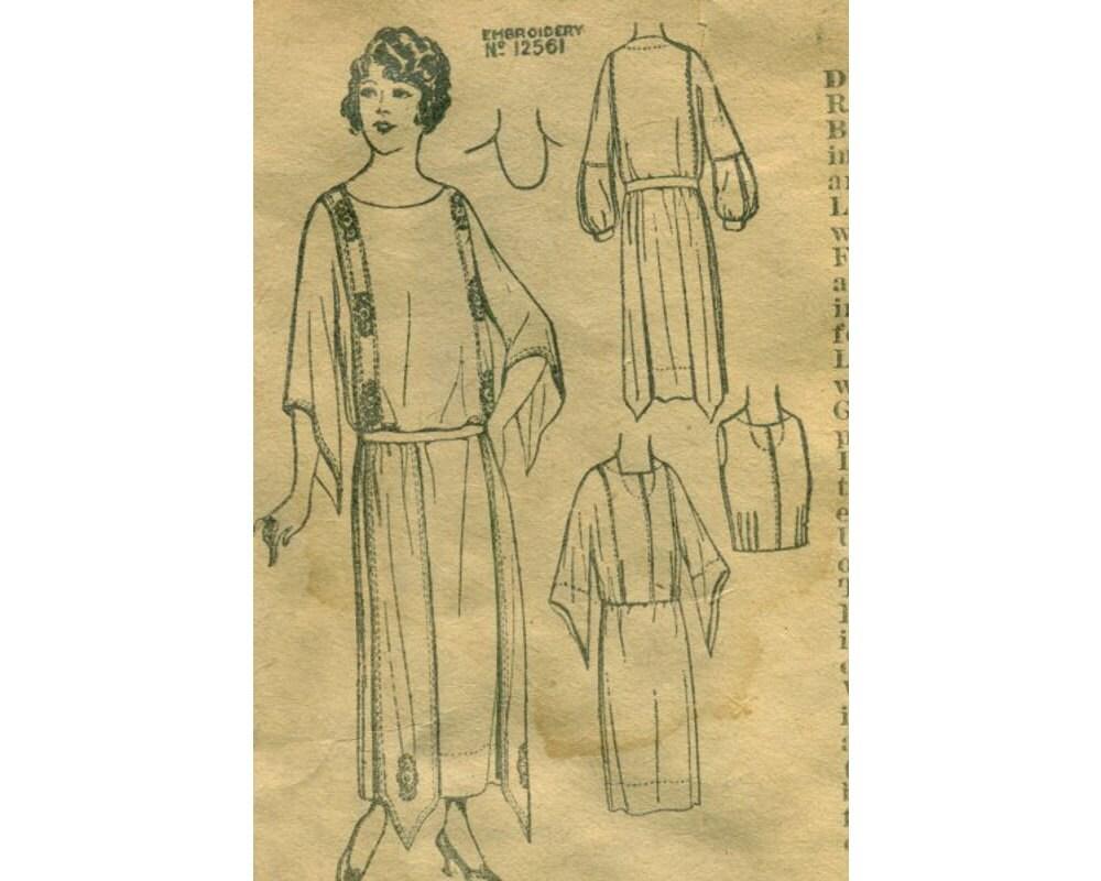 1920s flapper dress  Etsy