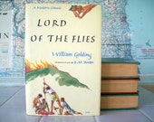 Lord of the Flies by William Golding 1962 Edition