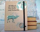 Kindle Touch Case--All About the Arctic and Antarctic