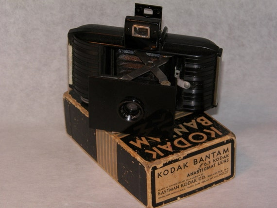 In Box 1930's Kodak Bantam F6.3 Anastigmat lens