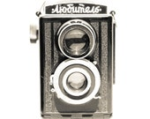 Vintage camera photography - Lubitel 8x8 Art Photography Print