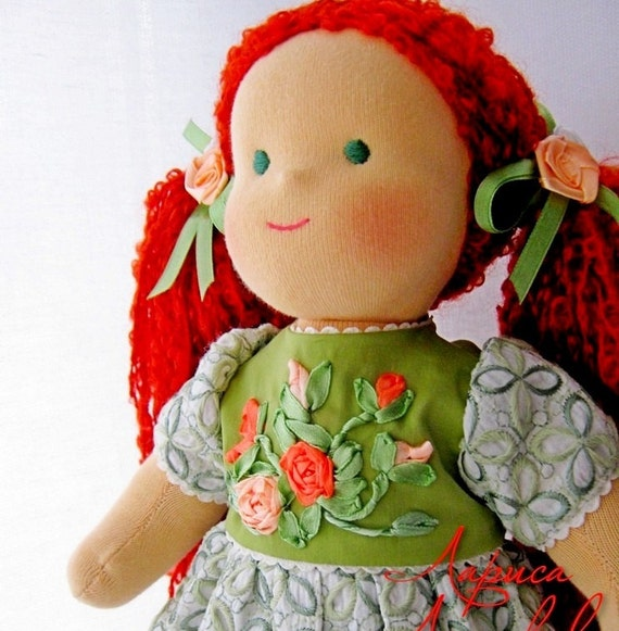 Waldorf Doll Eve - 15 inches (36cm) - baby gift