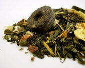 The 8 Treasures - No.23 : 2oz - Organic Green Tea